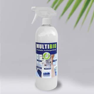 MULTIBIO. Limpieza Multisuperficies (1Litro)